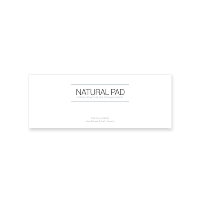 Natural Pad Daily (50매)